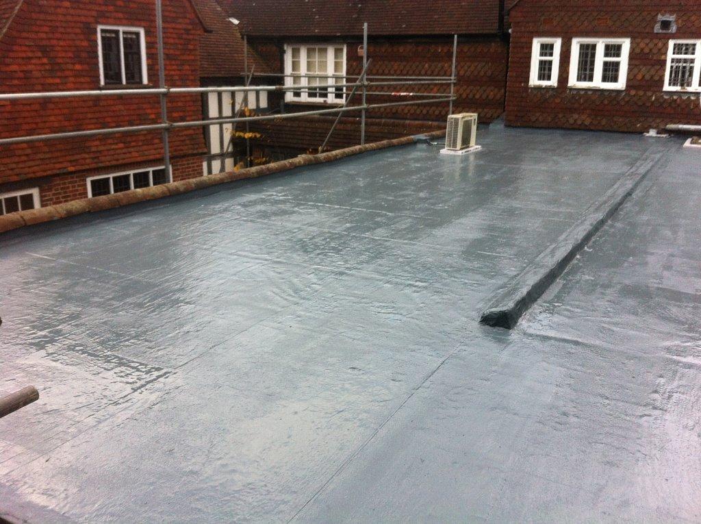 Triflex Liquid Roofing
